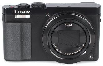 Panasonic Lumix TZ70 Black White Bg