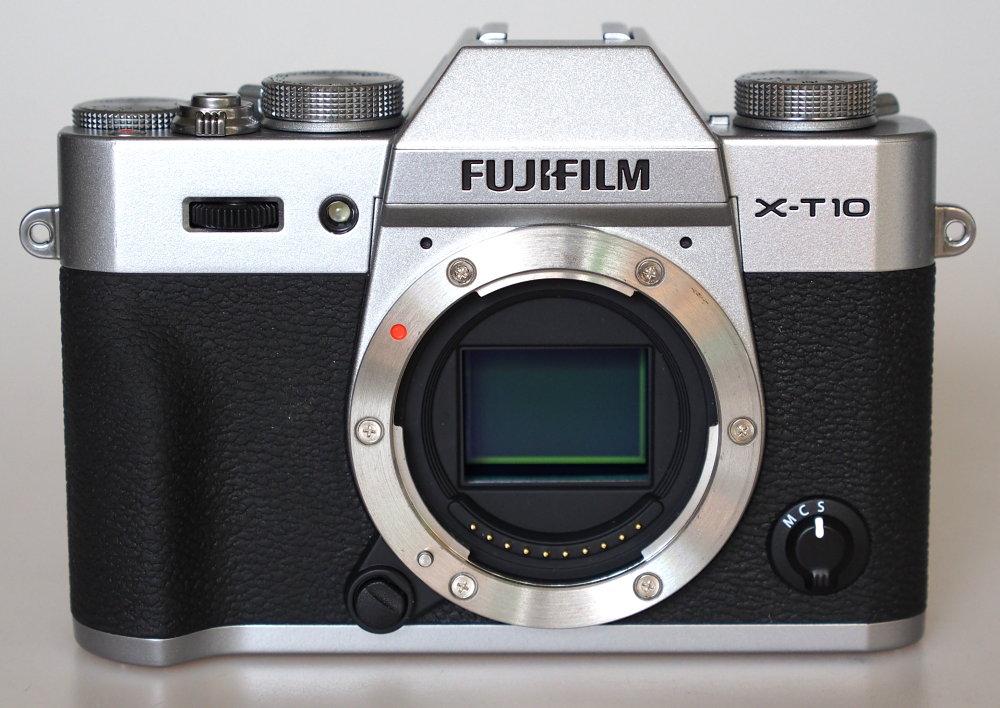 Fujifilm XT 10 Silver (6)