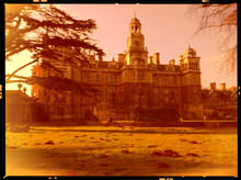 Camera Genius iPhone App Redscale