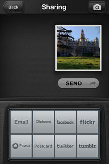 Camera Genius iPhone App Screenshot 6