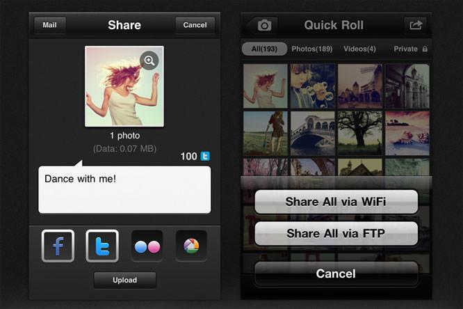 Camera Plus Pro v4.0 iPhone App