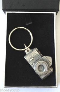 SLR Camera Hand Made Keyring