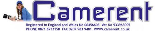 Camerent Logo