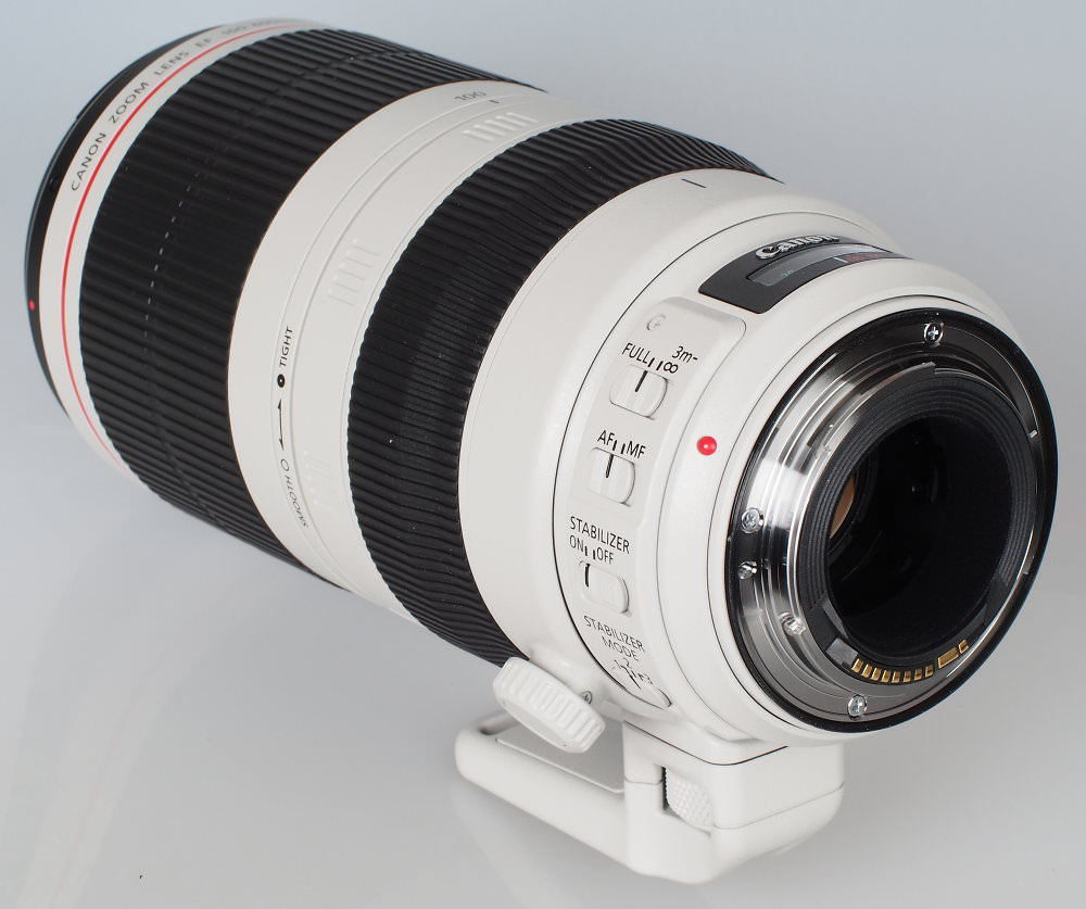 Canon EF 100 400mm F4