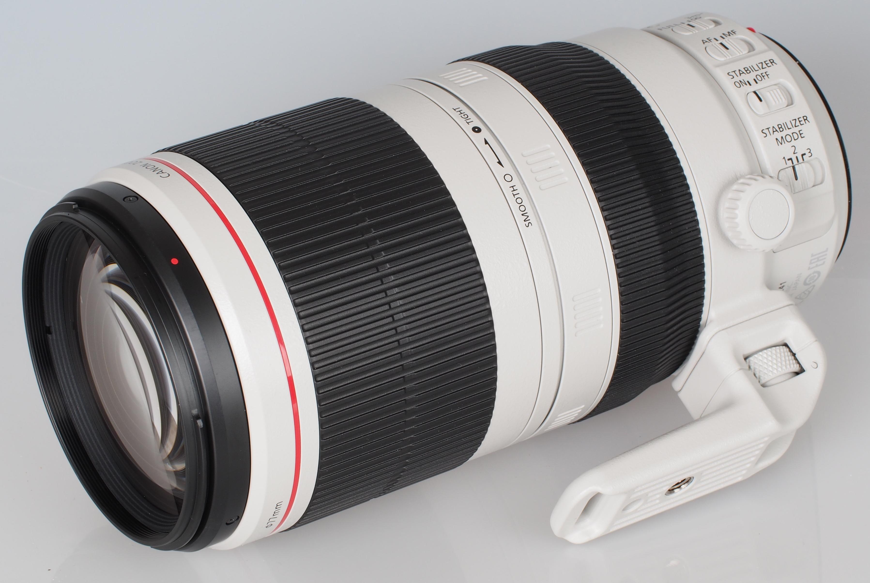 Canon Ef 100 400mm F 4 5 5 6l Is Ii Usm Lens Review Ephotozine