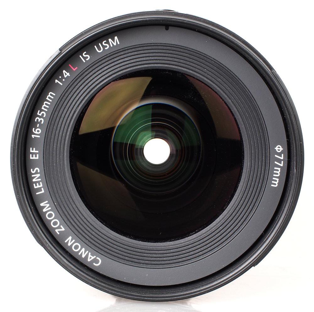 35 Reviews: Canon EF 16-35mm F/4 L IS USM Lens Review