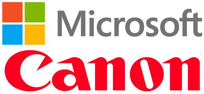 Microsoft Canon