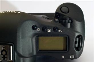 Canon EOS 1D Mk IV LCD