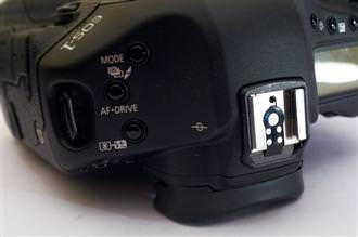 Canon EOS 1D Mk IV Top