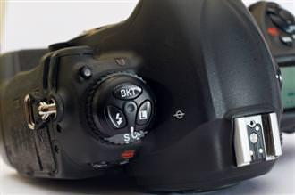 Nikon D3s Top