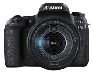 Canon Announce EOS 77D & EOS 800D