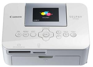 Canon Announce New Compact Photo Printer