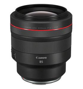 Canon Announce RF 85mm f/1.2L USM Lens