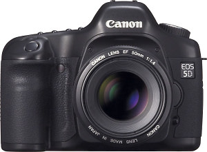Canon Celebrates 10 Years Of EOS 5D