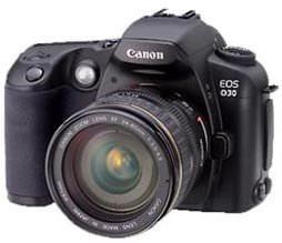 EOS D30