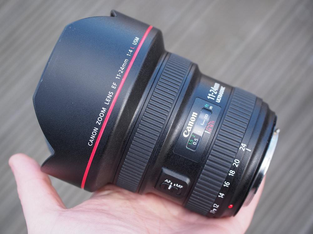 Canon EF 11 24mm F4L USM Lens (3)