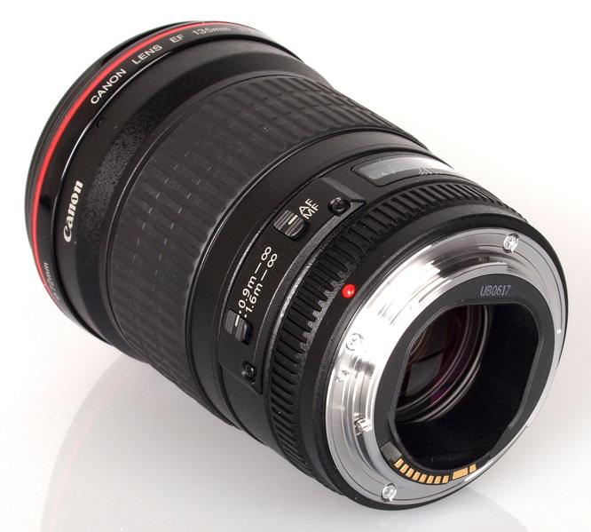 Canon Ef 135mm F2 L Usm (6)