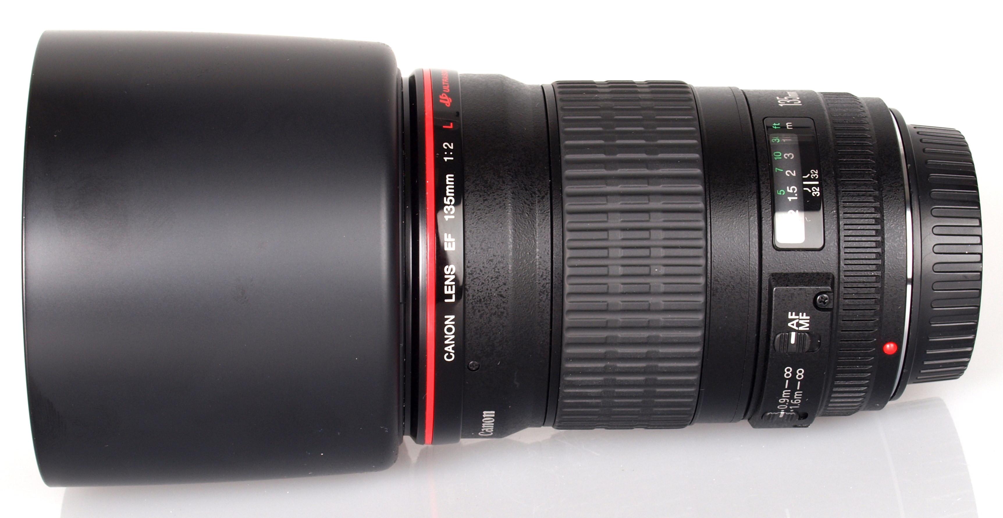 Canon Ef 135mm F 2l Usm Lens Review Ephotozine