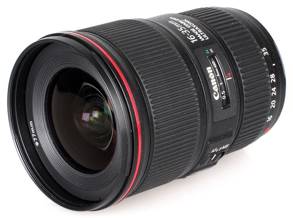 Canon Ef 16 35mm F 4 L Is Usm Lens Review Ephotozine