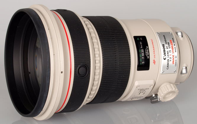 Canon EF 200mm F2 L IS USM (2)
