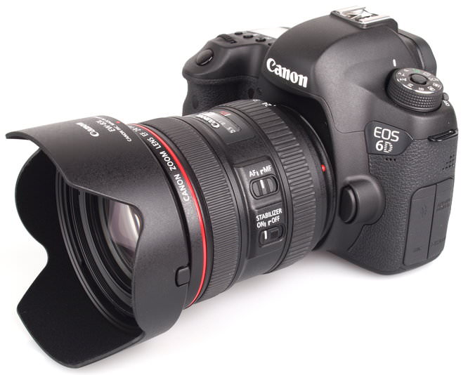 Canon Ef 24 70mm F4 IS L Lens Canon Eos 6d  (2)