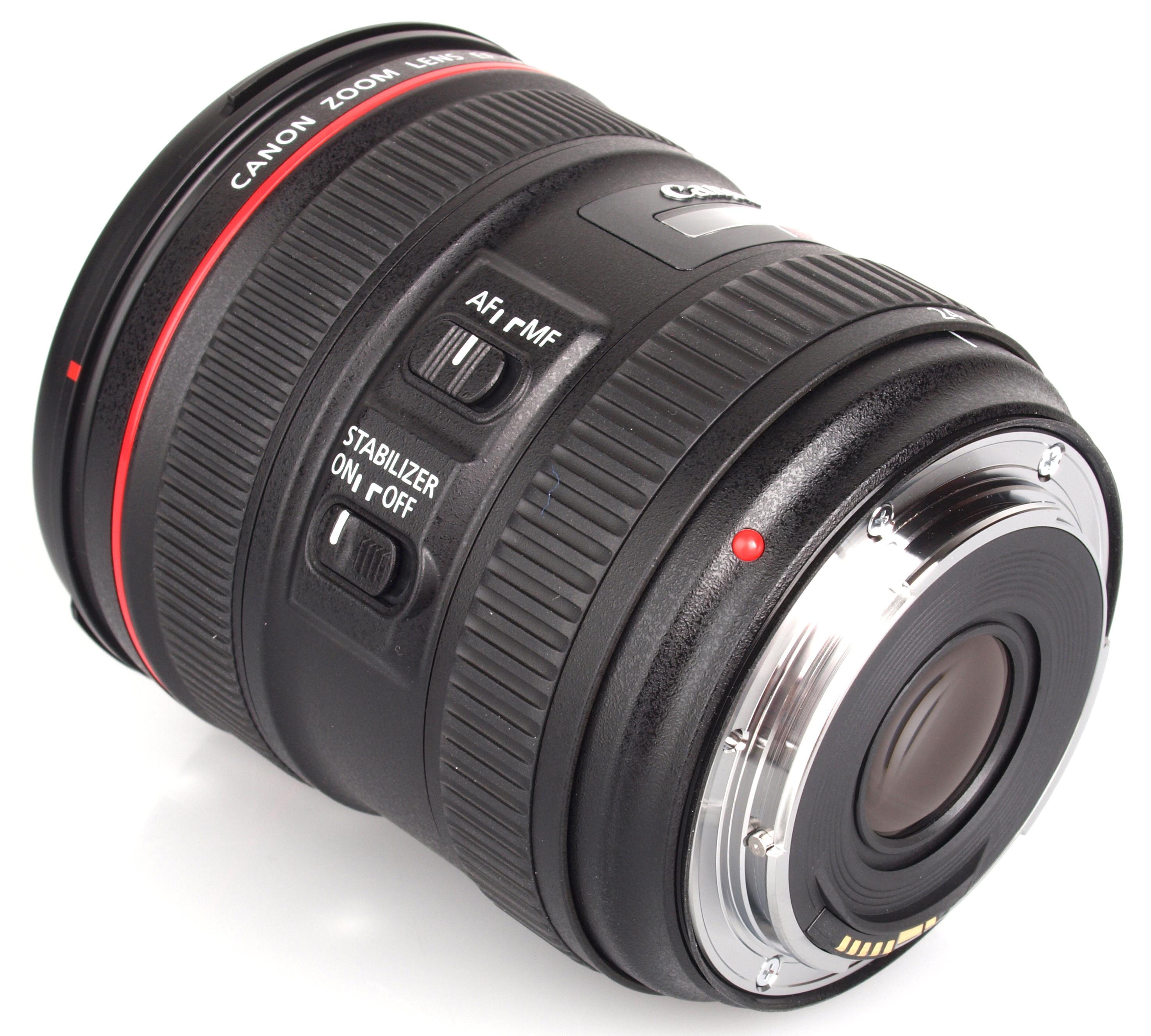 Canon EF 24-70mm f/4L USM Lens Review