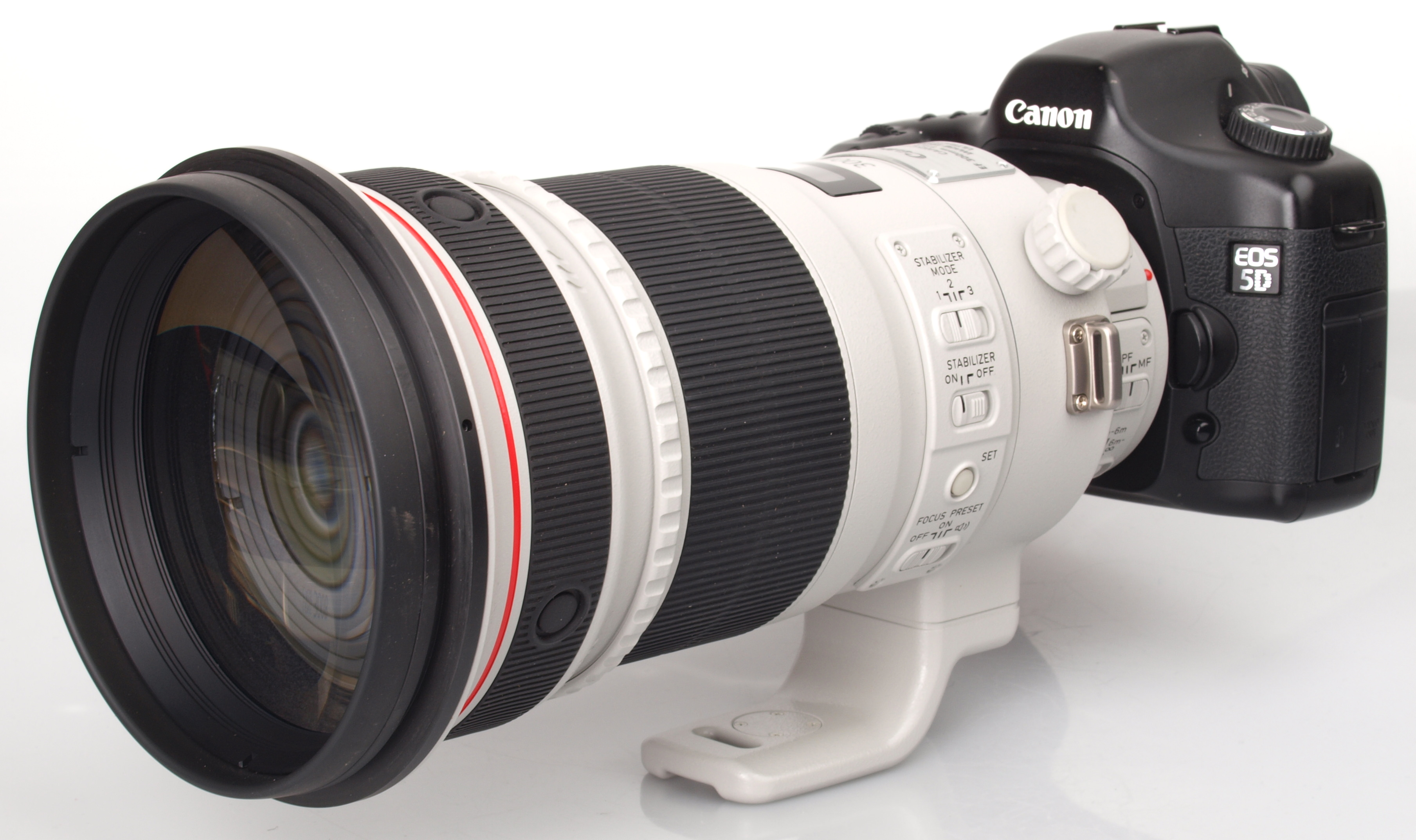 Canon Ef 300mm F 2 8l Is Ii Usm Lens Review