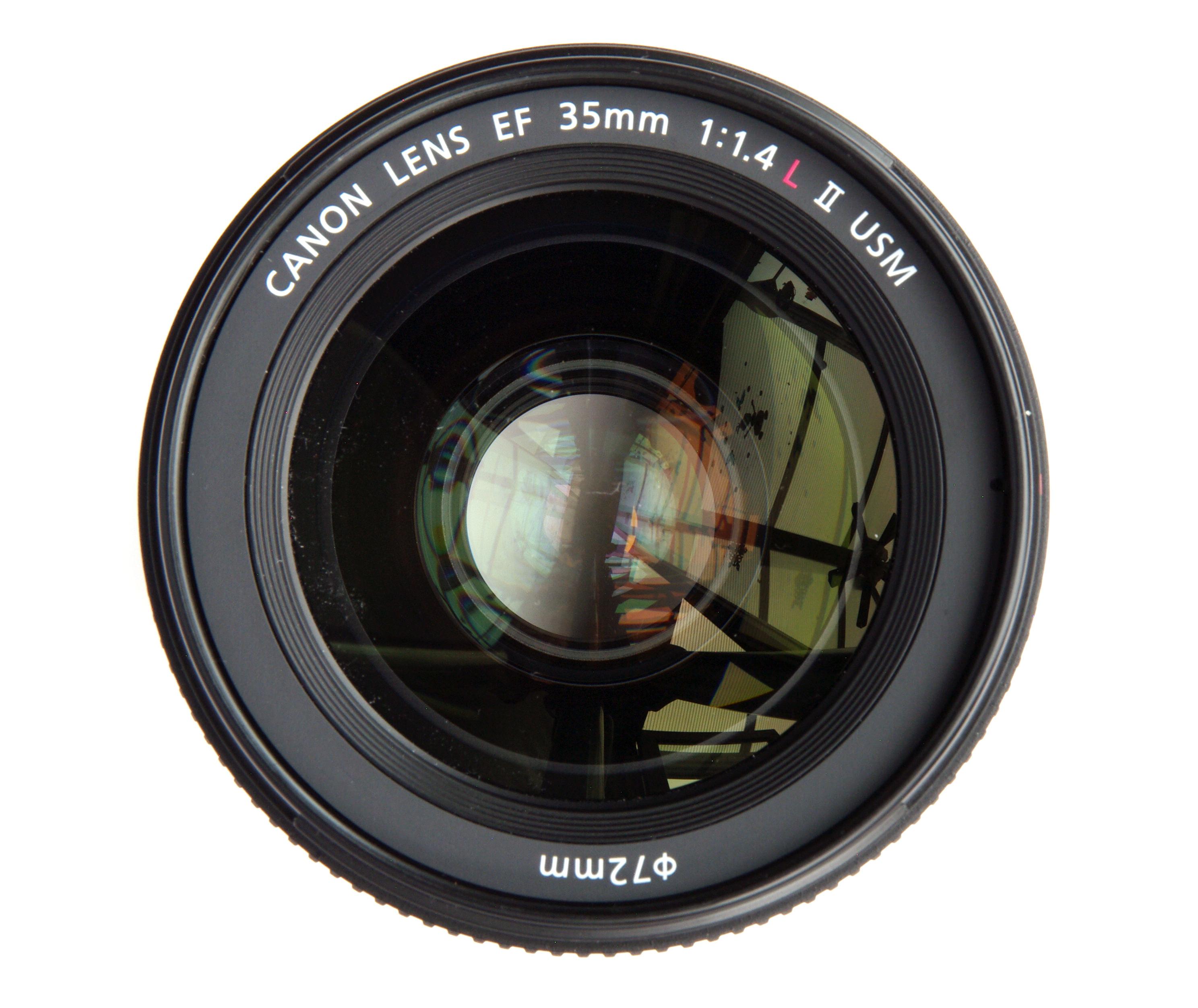 Canon EF 35mm f/1.4L II USM Lens Review | ePHOTOzine