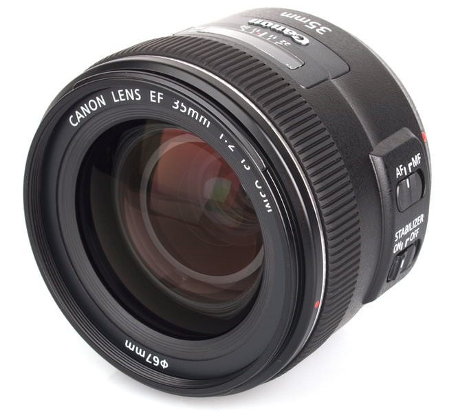 Canon Ef 35mm F2 Is Usm Lens (1)