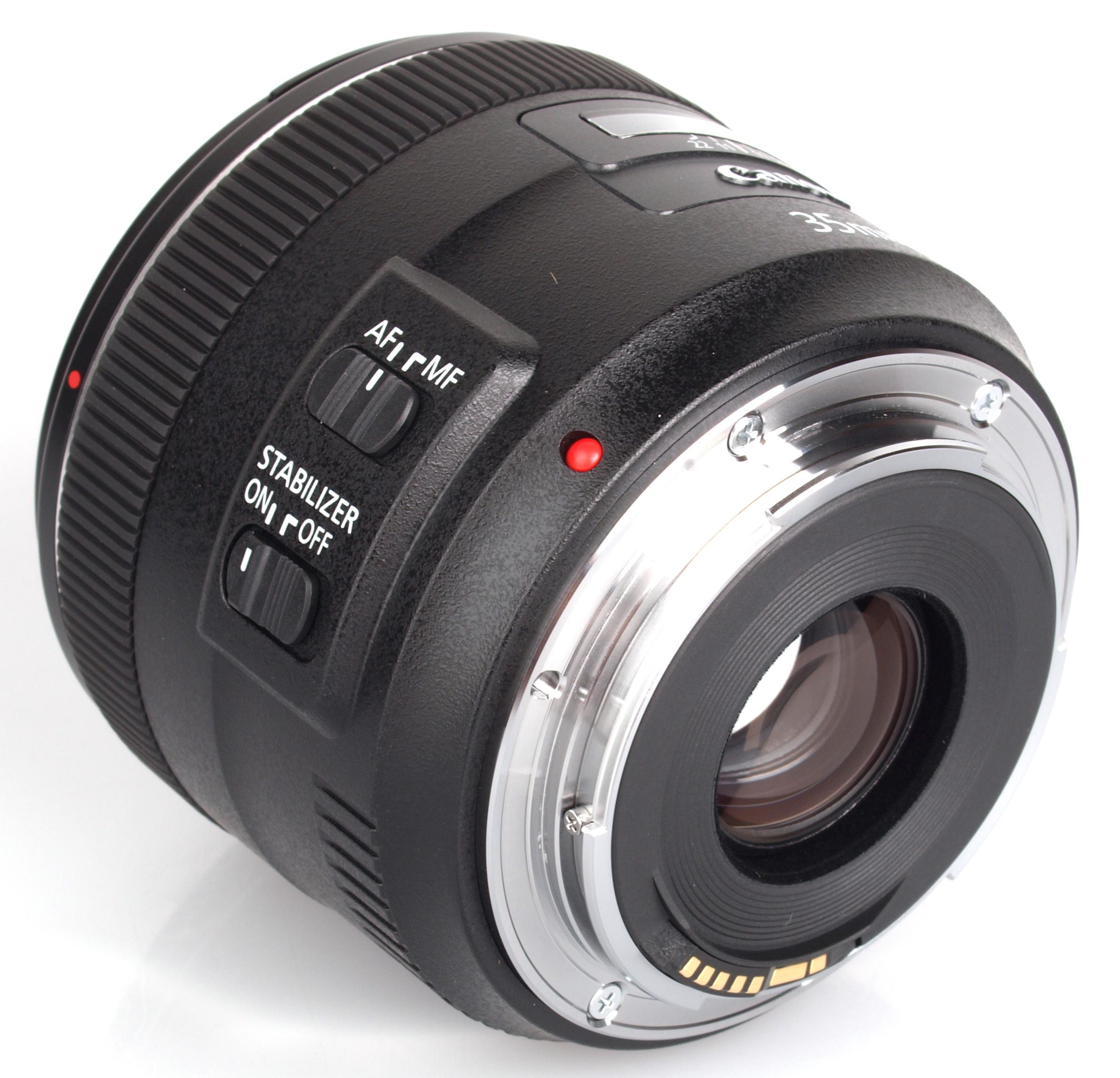 Canon EF 35mm f/2 IS U...