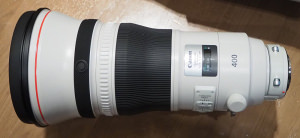 Canon EF 400mm f/2.8L IS III USM Hands-On Photos