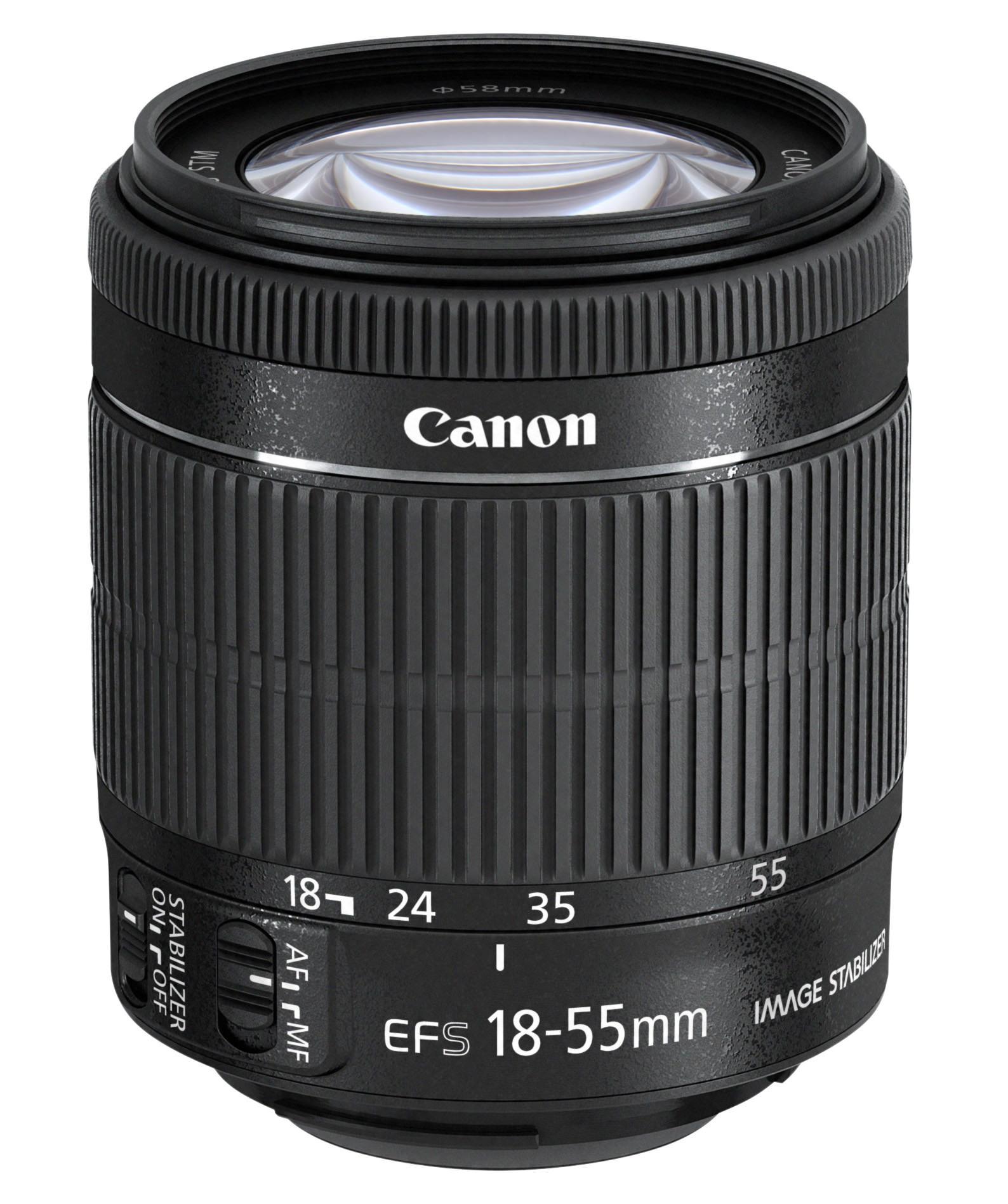 canon ef s 18 55mm f 3 5 5 6 is stm lens. Black Bedroom Furniture Sets. Home Design Ideas