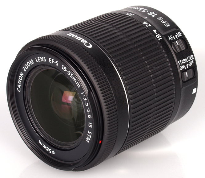 Canon Ef S 18 55 Is Stm Lens (4)