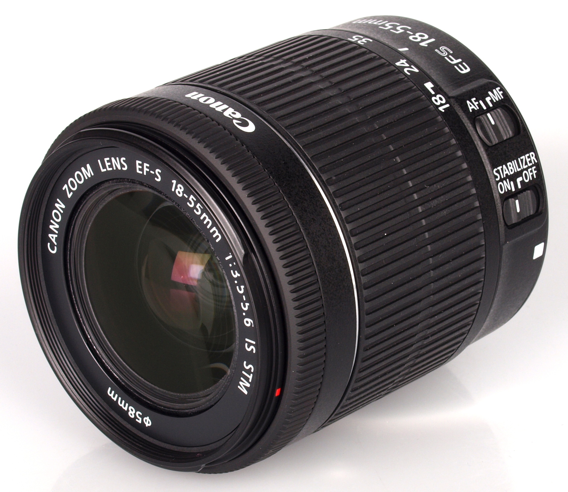Canon EF-S 18-55mm f/3.5-5.6 Lens Review - the Rebel and Rebel XT ...