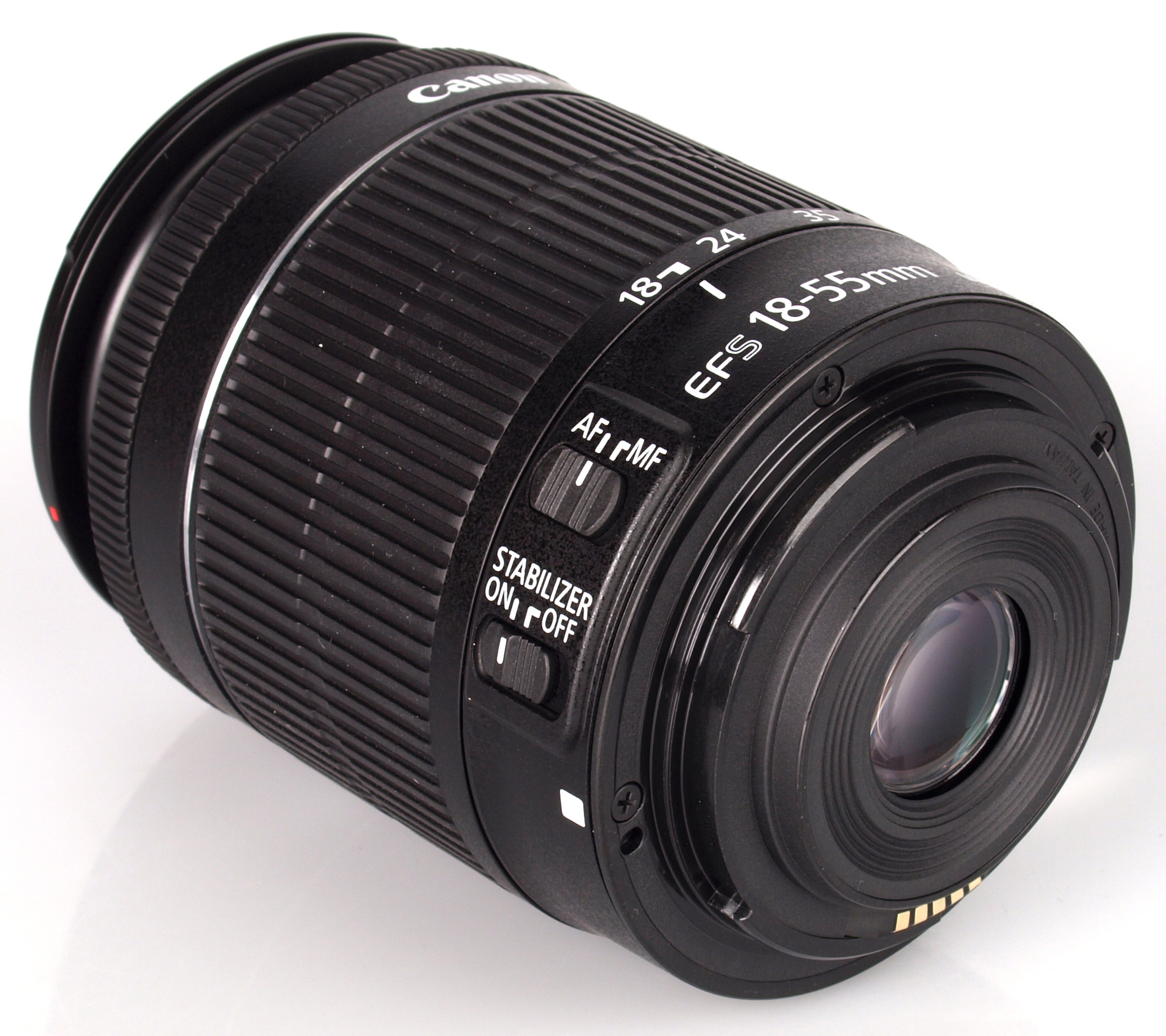 Canon EF-S 18-55mm 1:3.5-5.6 IS review: Digital Photography Review