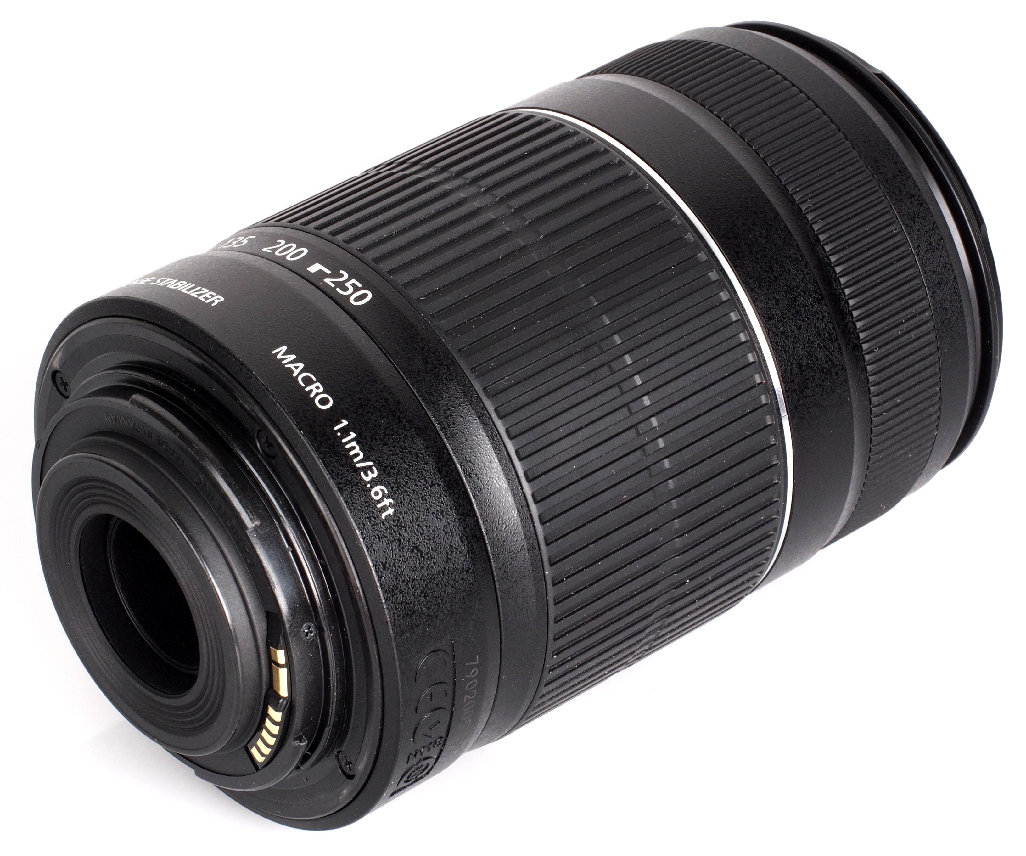 canon ef s 55 250mm f 4 5 6 is ii lens review. Black Bedroom Furniture Sets. Home Design Ideas