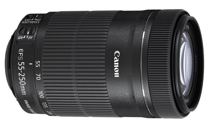 Canon 55-250mm