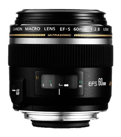 Canon EF-S 60mm f/2.8 Macro USM main image