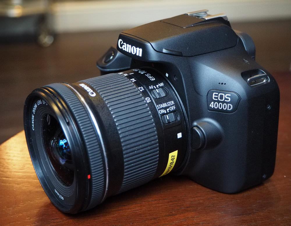Canon EOS 4000D 18mp (1)