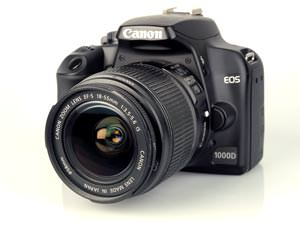 Canon EOS 1000D group winner