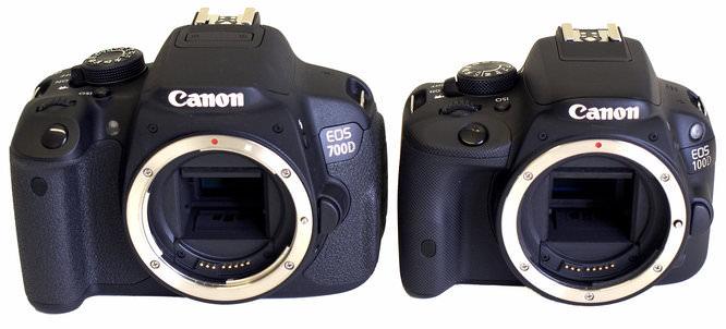 Canon Eos 700d Eos 100d Wbg