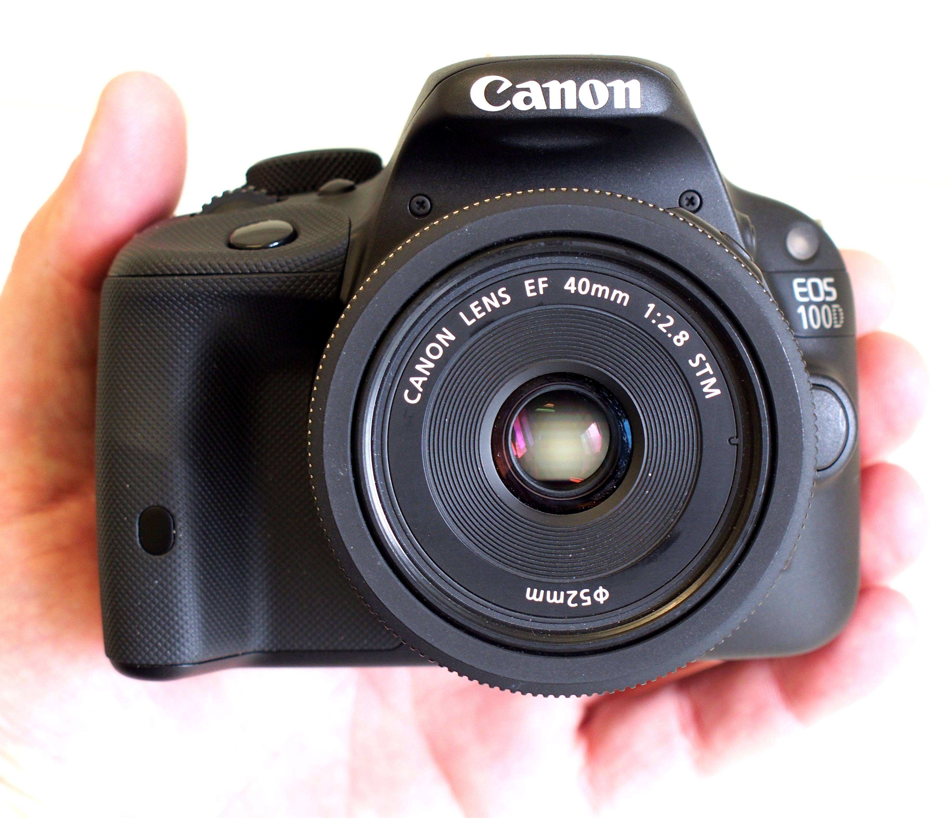 Canon EOS 100D Digital SLR Review