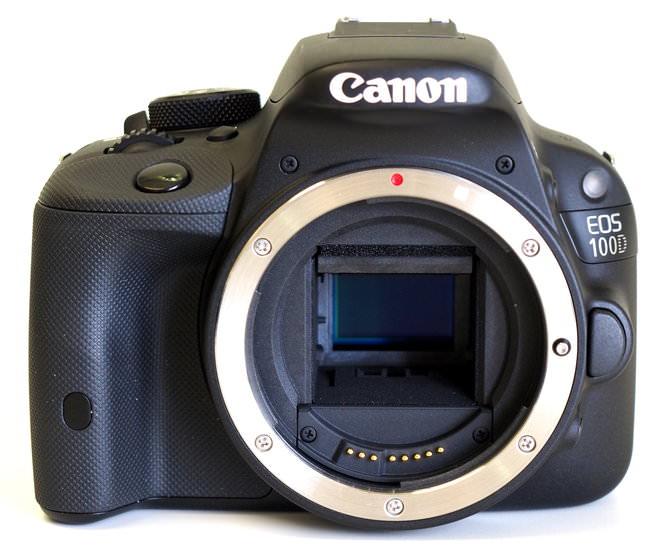 Canon Eos 100d DSLR