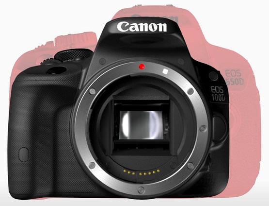 Canon Eos 100d Vs 650d 2