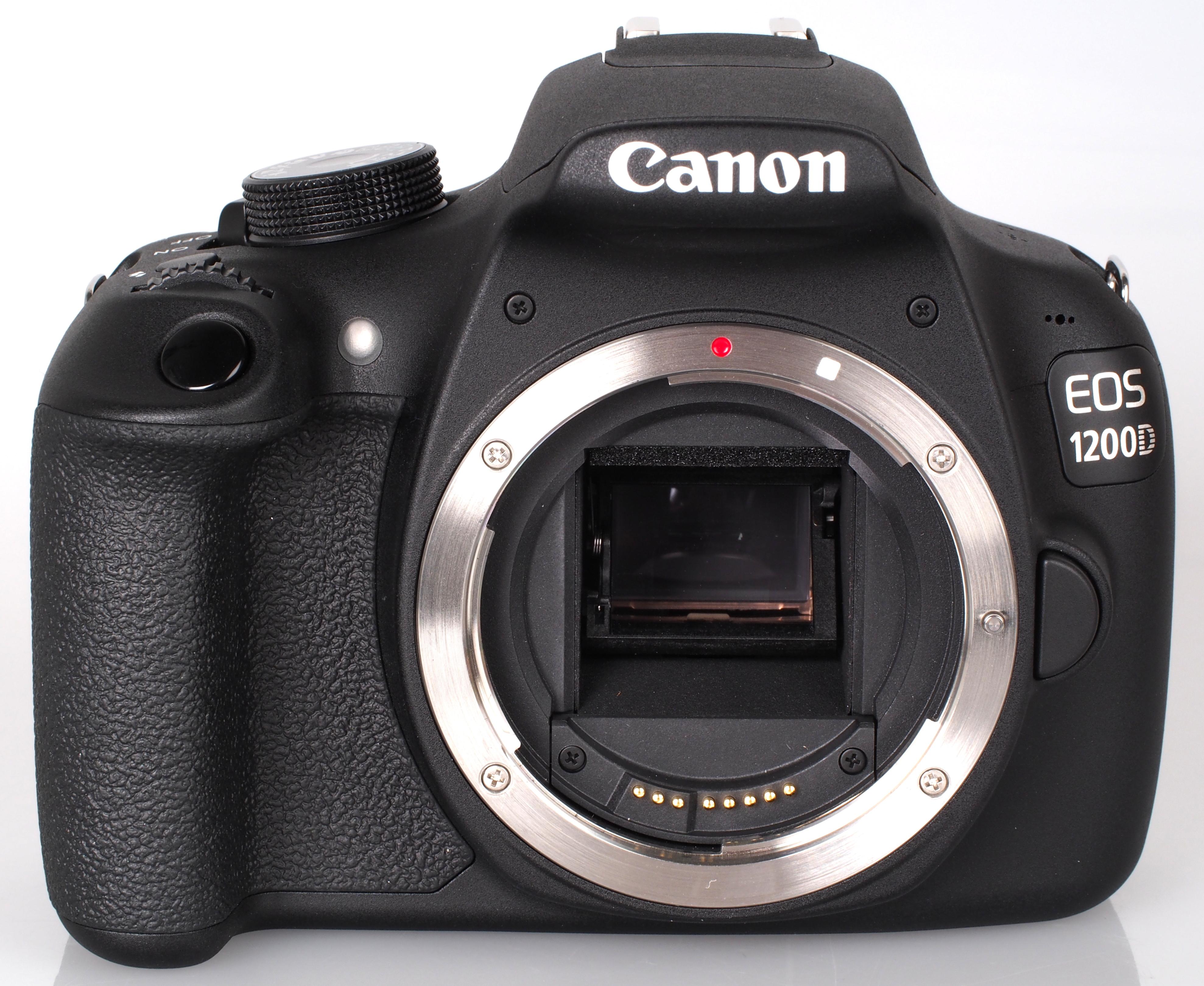 Canon Eos 1200d Digital Slr Full Review Ephotozine