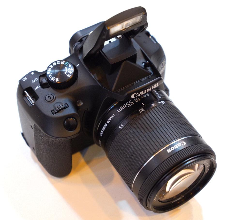 Canon EOS 1300D DSLR (6)