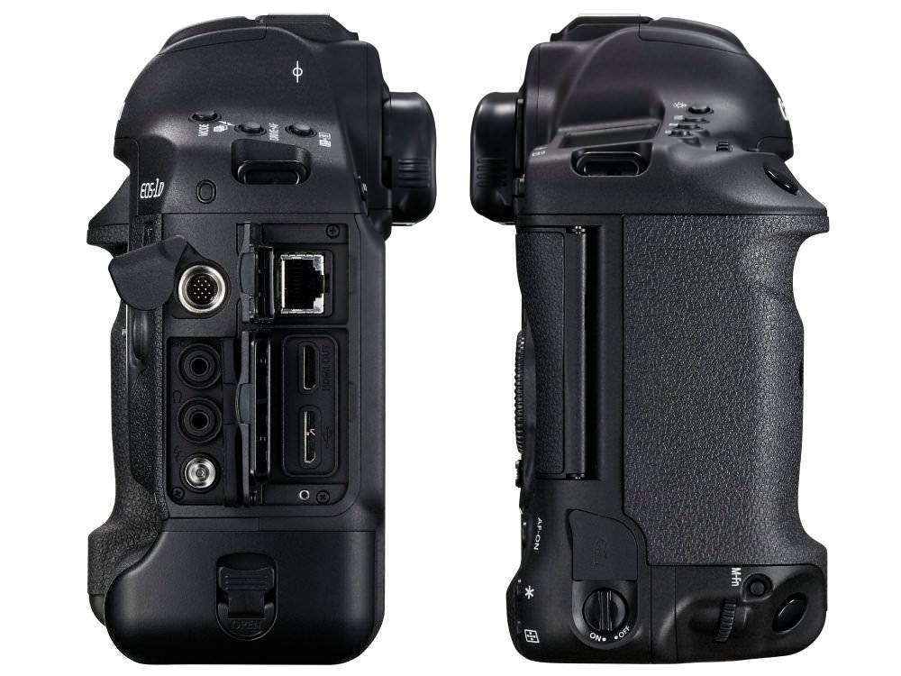 Canon 1D X MKII TREX BODY RIGHT
