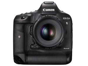 Canon EOS 1D X Mark II 4K DSLR Announced