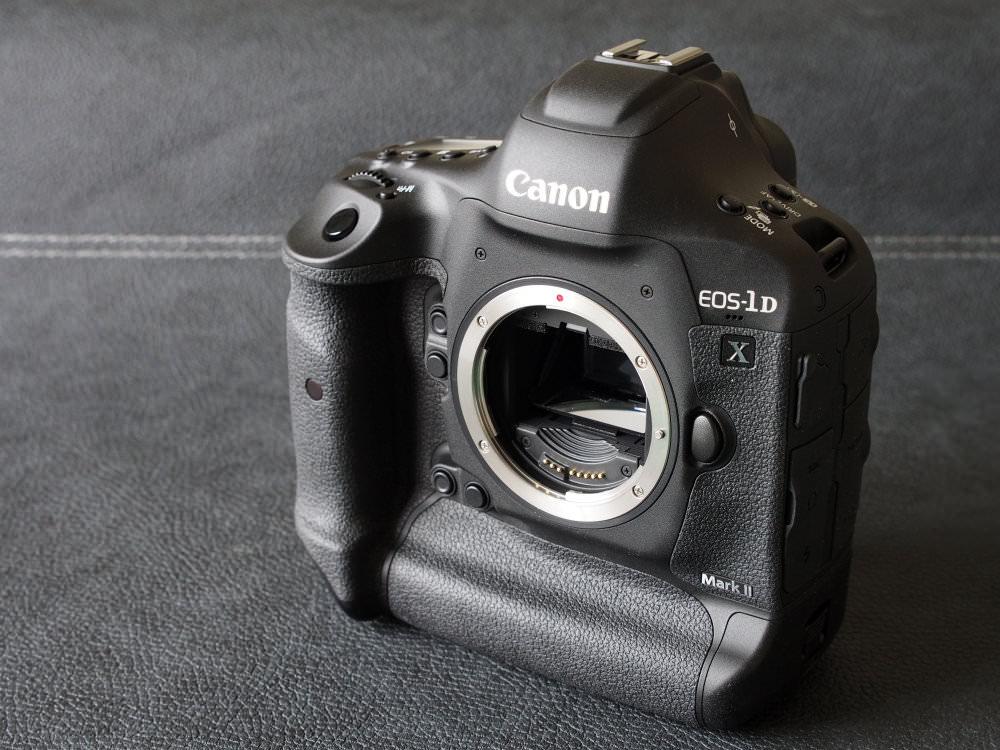 Canon EOS 1D X MarkII DSLR (4)