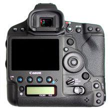 Canon Eos 1dx Mark2 Rear